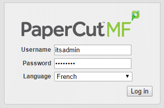 PaperCut-Administration-login