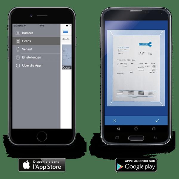 Application ELO QuickScan
