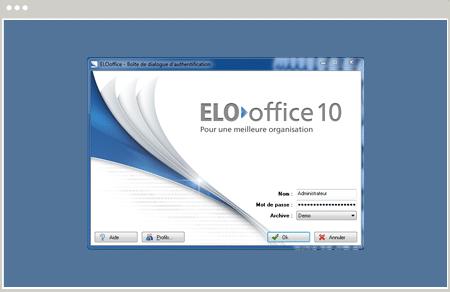Authentification ELOoffice