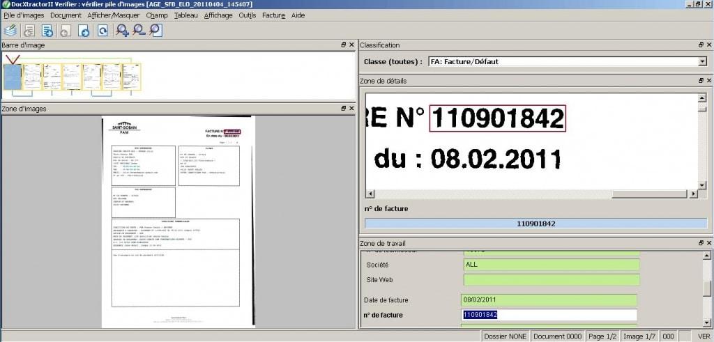 ScreenDocX-verifFacture