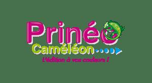 Logo Prinéo Caméléon